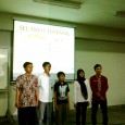 Memperingati 34 tahun Pendidikan Matematika Universitas Ahmad Dahlan, Himpunan Mahasiswa Program Studi (HMPS) Pendididikan Matematika UAD kembali mengadakan Lomba Cerdas Cermat (LCC) Matematika tingkat SMP se-DIY. Lomba ini berlangsung di […]