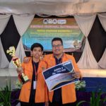 Kembali, PMAT Juara Lomba Media di Salatiga